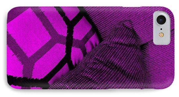 Pillowlines Purple IPhone Case