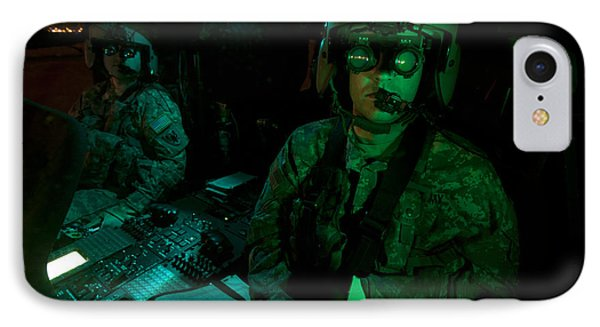 Pilots Equipped With Night Vision IPhone Case