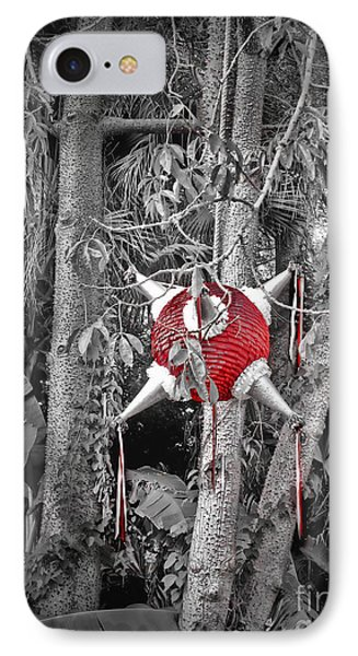 Pinata In Woods Phone Case by Joan  Minchak