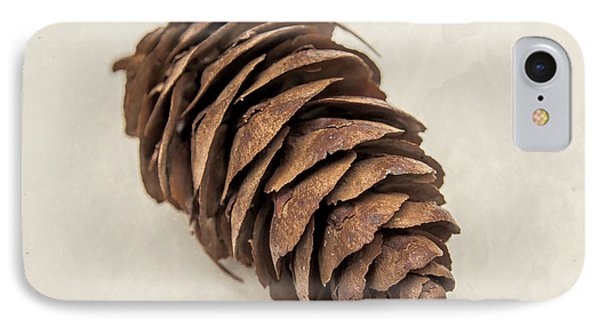 Pine Cone IPhone Case by Lucid Mood