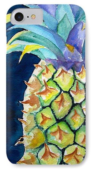 Pineapple IPhone Case by Carlin Blahnik
