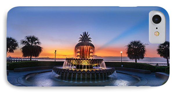 IPhone Case featuring the photograph Pineapple Dawn by RC Pics