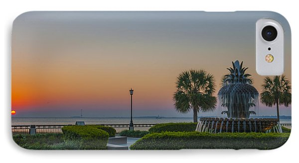 Dawns Light IPhone Case by Dale Powell