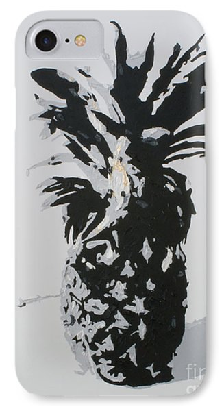 Pineapple Phone Case by Katharina Filus