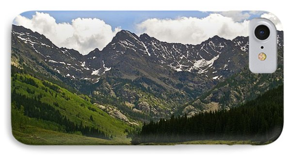 Piney Lake Vail Colorado Phone Case by Kristina Deane