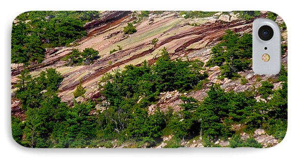 Pink Acadia 8103 Phone Case by Brent L Ander