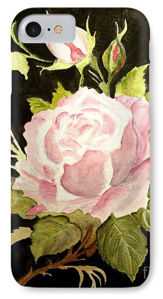 Pink Beauty IPhone Case by Carol Grimes