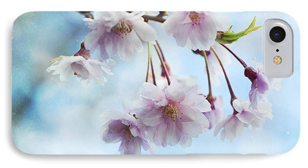 IPhone Case featuring the photograph Pink Blossoms by Tammy Wetzel