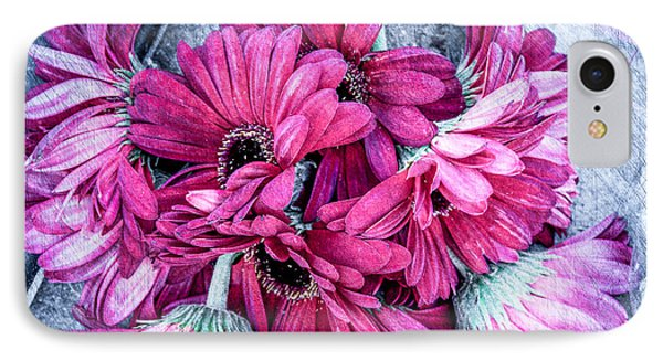 Pink Bouquet IPhone Case by Susan Cole Kelly Impressions