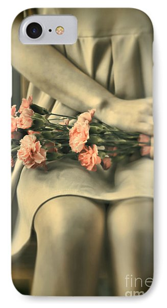 IPhone Case featuring the photograph Pink Carnations by Craig B