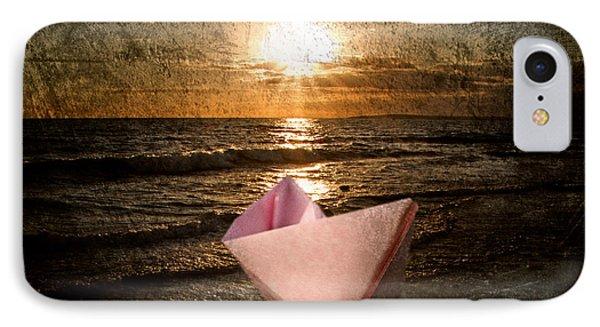 Pink Dreams Phone Case by Stelios Kleanthous
