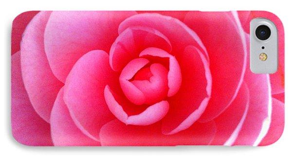 Pink Flower From Garden Phone Case by Beril Sirmacek