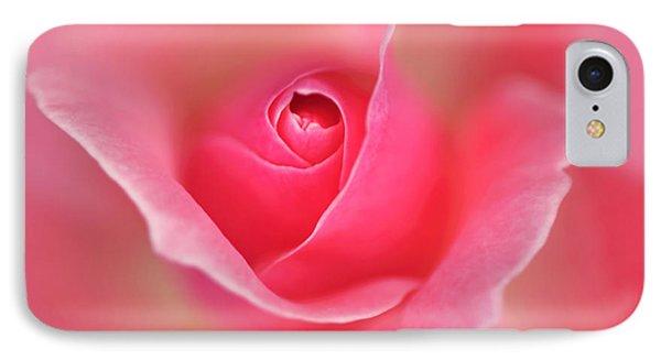 Pink Glow Phone Case by Kaye Menner
