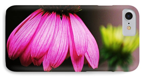 Pink Is A Colour... IPhone Case by Al Fritz