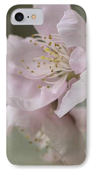 Pink Is The Color Of Happiness IPhone 7 Case by Linda Lees