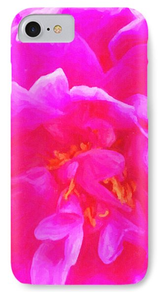 Pink Joy IPhone Case by Ann Tracy