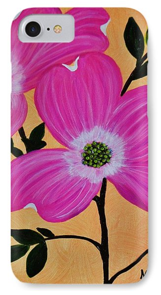 Pink Ladies IPhone Case by Celeste Manning