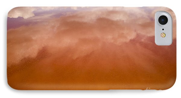 Pink Lake Phone Case by Tim Hester