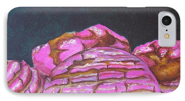 Pink Molletes IPhone Case by Manny Chapa