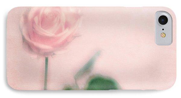pink moments II IPhone Case by Priska Wettstein