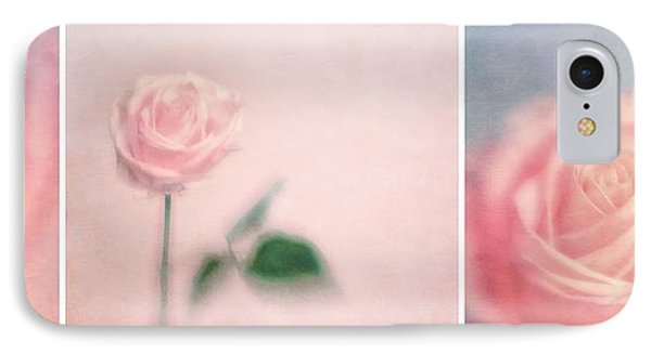 Pink Moments IPhone Case by Priska Wettstein
