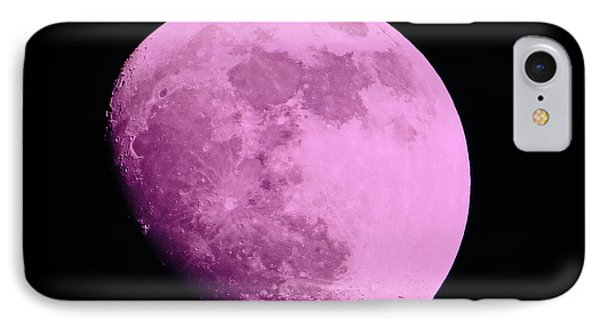 Pink Moon Phone Case by Tom Gari Gallery-Three-Photography