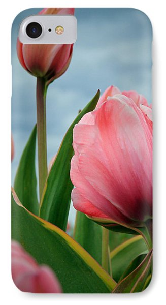Pink Passion IPhone Case by Athena Mckinzie