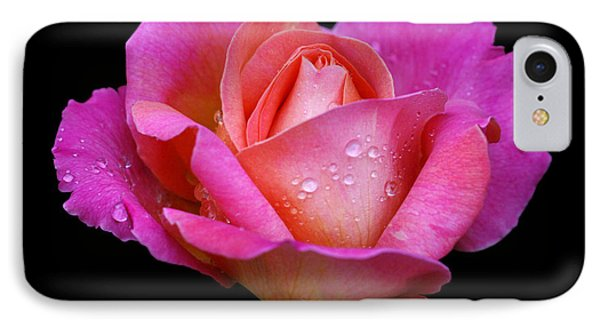 IPhone Case featuring the photograph Pink Pearl by Doug Norkum