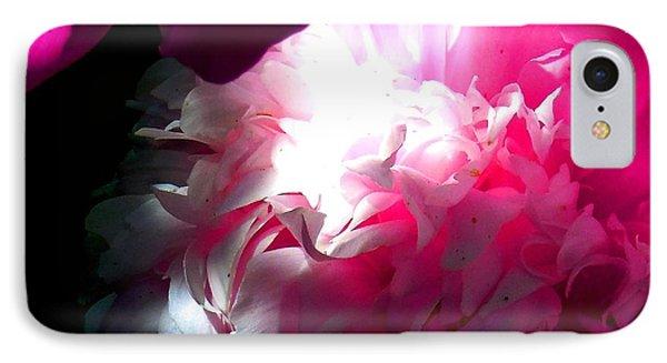 Pink Peony IPhone Case by Karen Molenaar Terrell