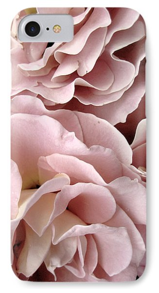 Pink Petal Profusion Phone Case by Ann Powell