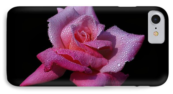 IPhone Case featuring the photograph Fuchsia by Doug Norkum