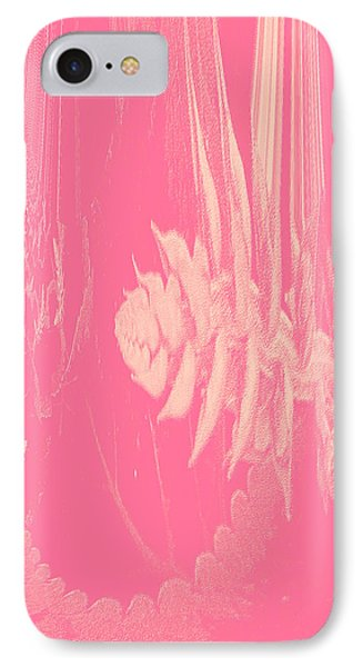 IPhone Case featuring the photograph Pink by Robert Kernodle