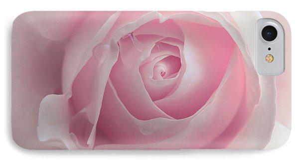 Pink Rose Flower Macro IPhone Case by Jennie Marie Schell