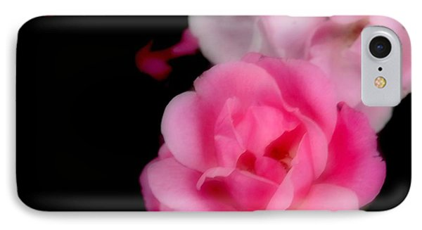 Pink Roses Phone Case by Kathleen Struckle