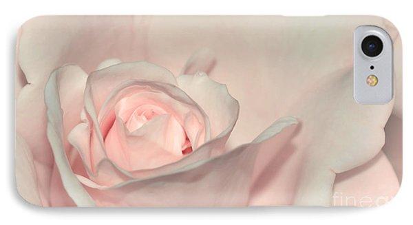 Pink Satin Phone Case by Kaye Menner