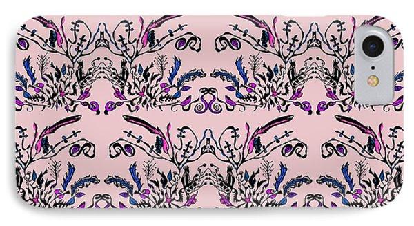 Pink Slut IPhone Case by Sumit Mehndiratta