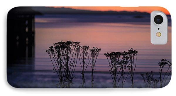 Pink Sunset IPhone Case by Arlene Sundby