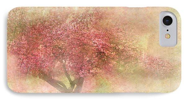Pink Tree IPhone Case by Heike Hultsch