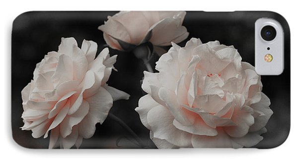 Pink Trio IPhone Case by Michelle Joseph-Long