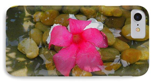 Pink Zen IPhone Case