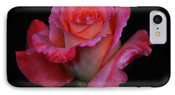Pinky IPhone Case by John  Kolenberg