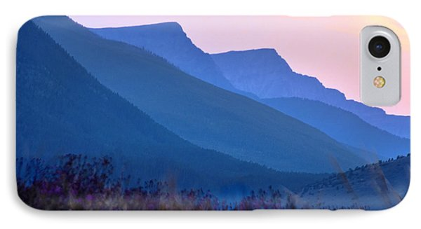 IPhone Case featuring the photograph Pintlar Mountain Range by Susi Stroud