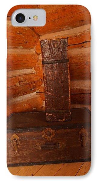 Pioneer Luggage Phone Case by Jeff Swan