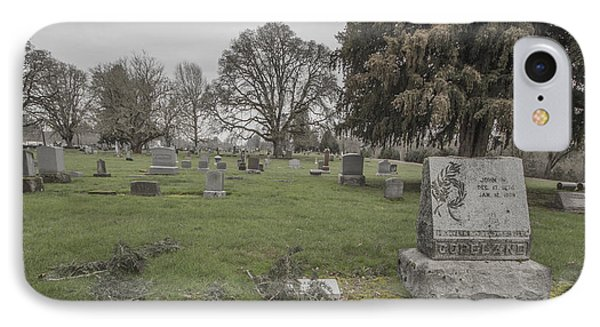 Pioneer Resting Place IPhone Case