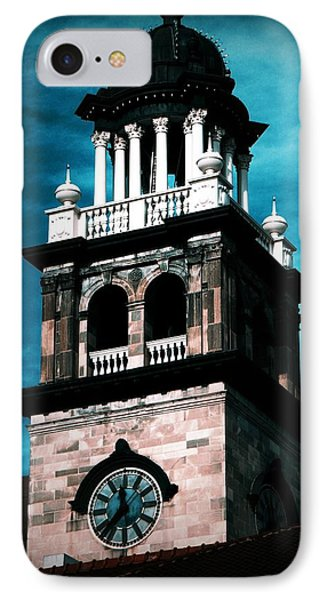 Pioneers Museum IPhone Case by Michelle Frizzell-Thompson