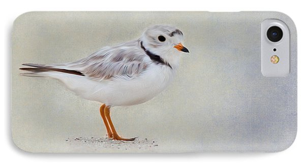Piping Plover Phone Case by Bill Wakeley
