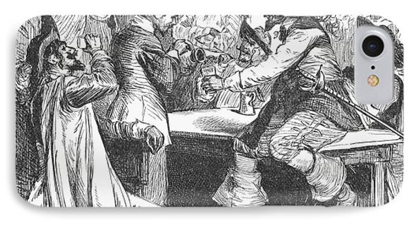Pirates, 17th Century IPhone Case by Granger