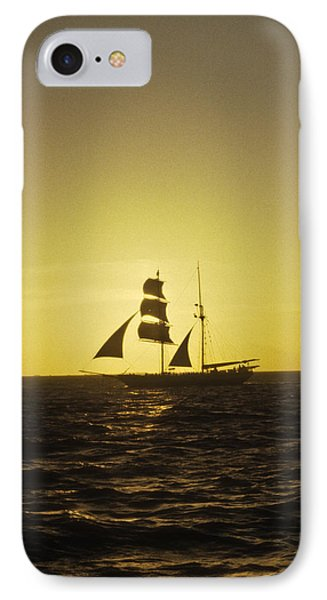 Pirates At Sea - Caribbean IPhone Case