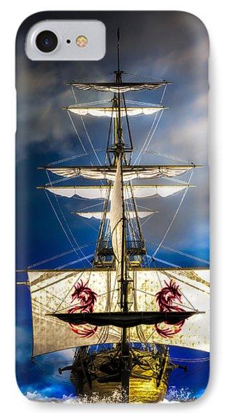 Pirates Phone Case by Bob Orsillo