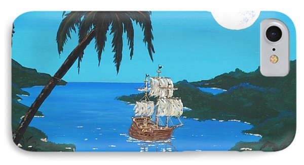 Pirate's Cove Phone Case by Don Miller